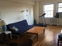 Spacious (900 sq. ft) and beautiful 1 bedroom/1 bathroom apartment available!