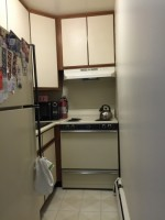1BR/1Bath; great apartment and location!