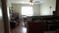 Affordable studio near campus, utilities inc.