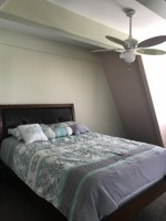 Furnished bedrooms for international students