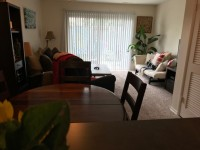 Spacious 2 bdrm townhome: 3 mth lease, amazing location, $500 rent crdt
