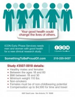 Research Study for Healthy Adults