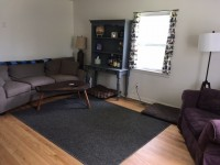 2 bedroom 2 bath house June-July or mid August