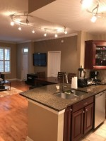 HEART OF MIDTOWN! ROOMMATE FLOOR PLAN! 2 Bed/2 Bath For Rent w/ 400 Sq Ft Patio. ONE BLOCK FROM PIEDMONT PARK, ACROSS THE STREET FROM EINSTIENS AND JOES! $2400/month